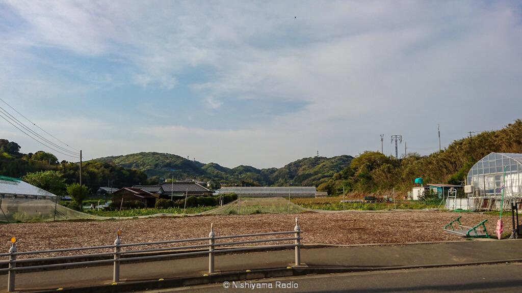 本日登った三浦富士・砲台山・武山