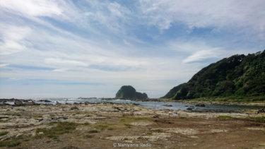 K-05三浦・岩礁のみち・その2【親子で歩く関東ふれあいの道】