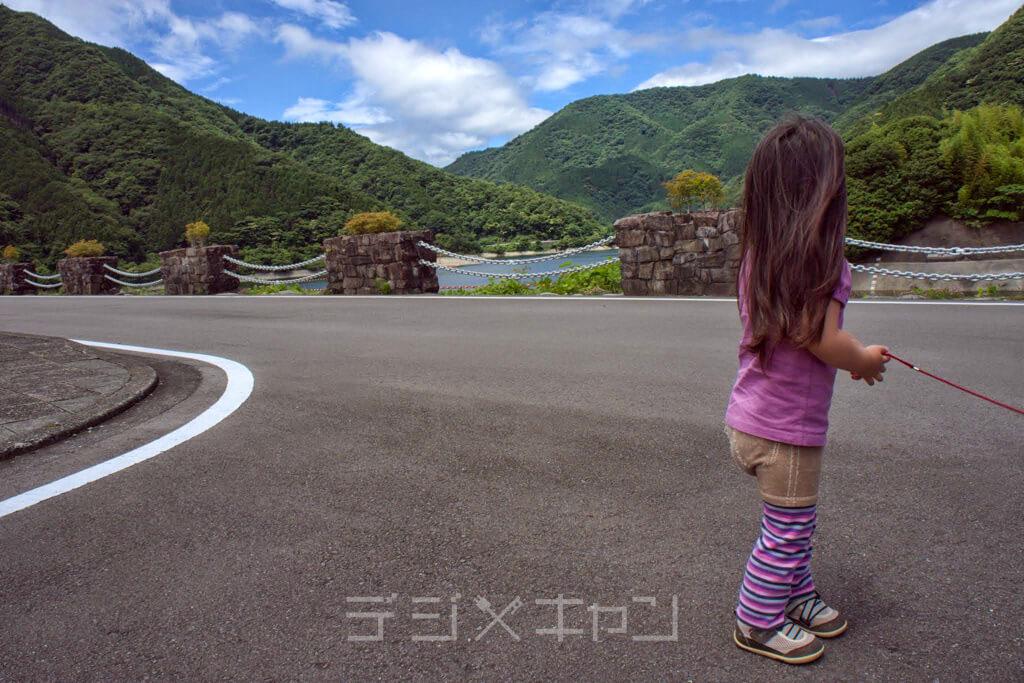 丹沢湖をお散歩